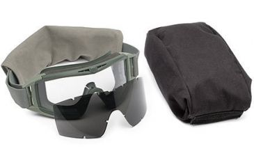 67f4284150 Revision Eyewear Desert Locust Ballistic Goggle Essential Kit by Revision  Eyewear for Desert Locust Revision Eyewear