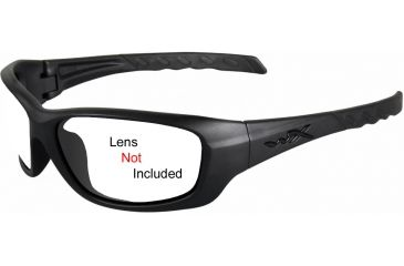 ec8f04503507 Wiley X Gravity Replacement Frame - Black Ops, Matte Black *No Lens*